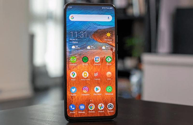 ZTE Axon 20 5G обзор смартфона