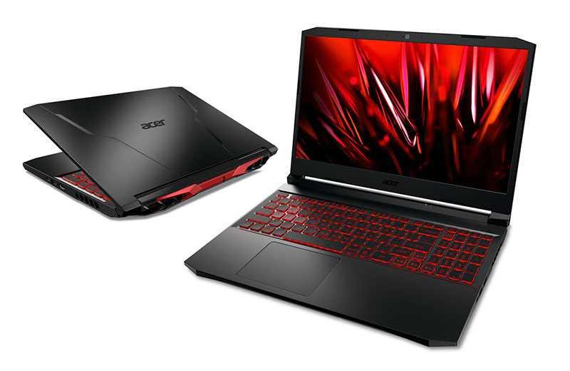 Acer Nitro 5 – бюджетный игровой ноутбук 2021 года