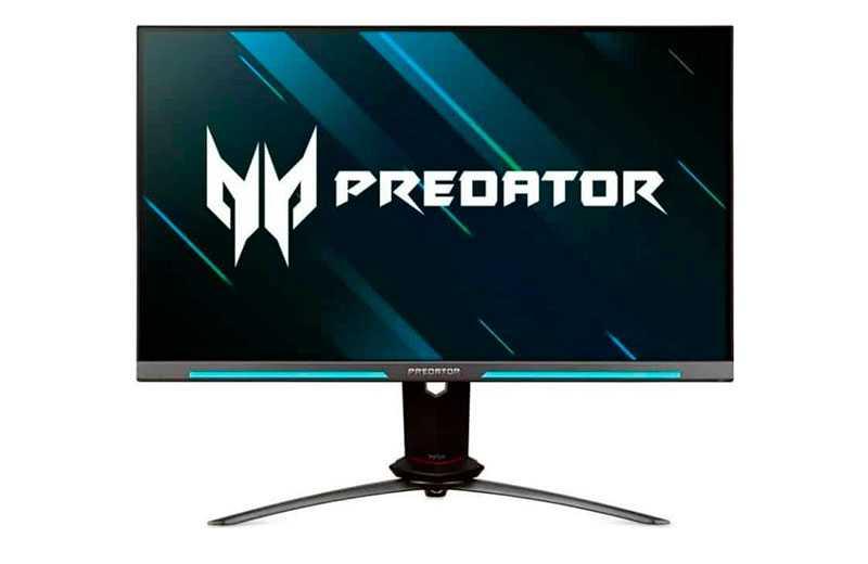 Acer Predator XB273UGS – хороший монитор для игр 27-дюйм