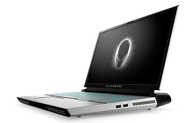 Alienware Area 51m – самый лучший игровой ноутбук замена ПК