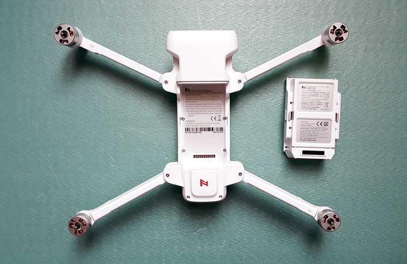 FIMI X8 SE 2020 конструкция