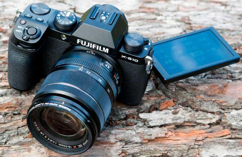 Fujifilm X-S10 качество съёмки