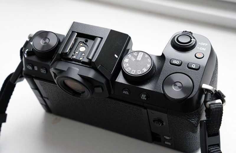 Fujifilm X-S10 отзывы