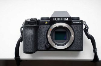 Обзор Fujifilm X-S10 маленькой камеры с преимуществами — Отзывы TehnObzor