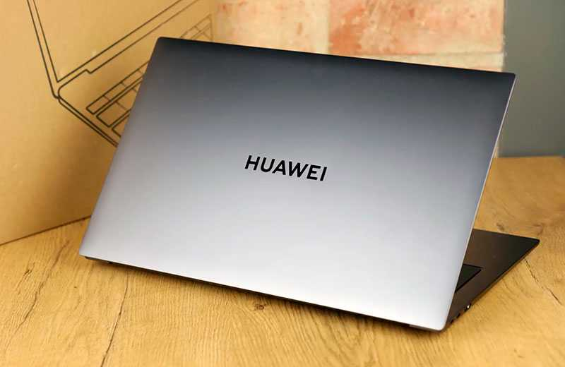 Обзор Huawei MateBook D16