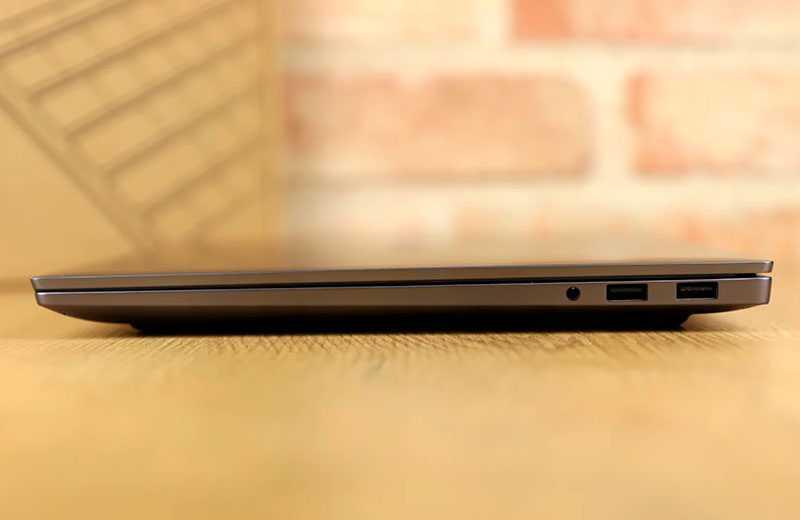 Huawei MateBook D16 разъёмы