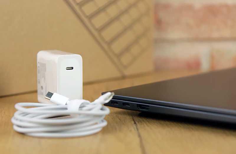 Huawei MateBook D16 автономность
