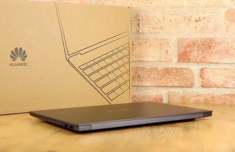 Характеристики Huawei MateBook D16