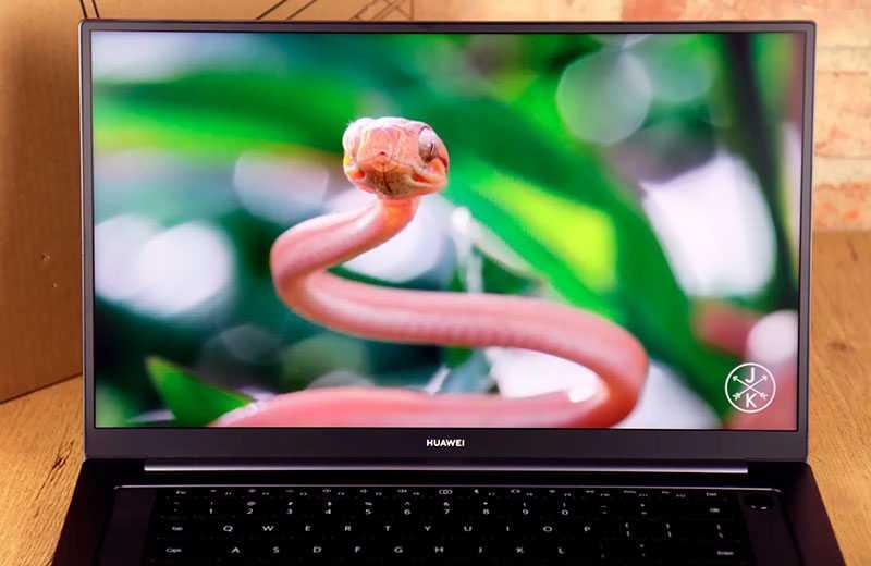Экран Huawei MateBook D16