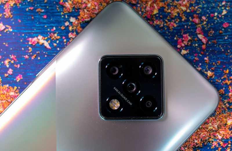 Камеры в Infinix Zero 8