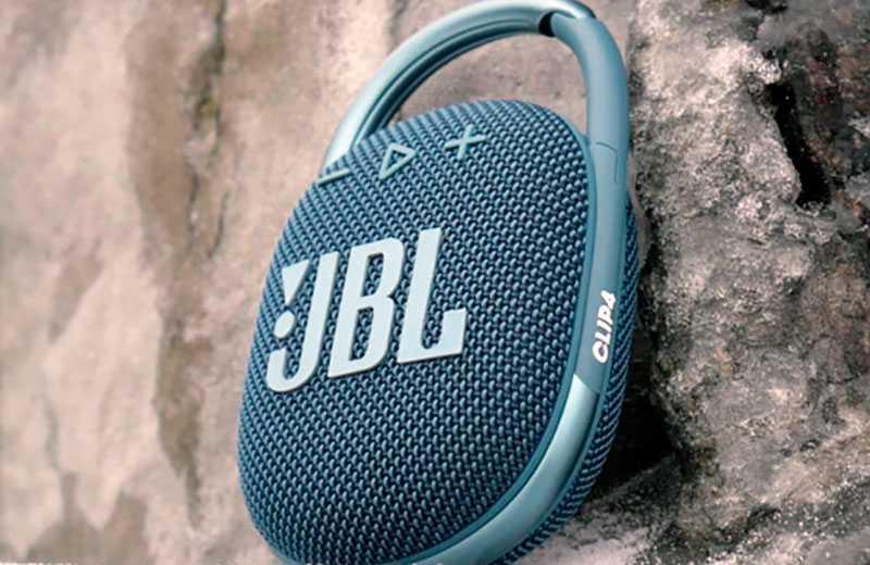 Тест JBL Clip 4