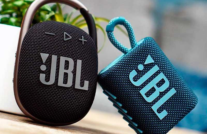 JBL Clip 4 обзор