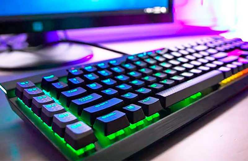 ТОП 10 игровых клавиатур 2021 года