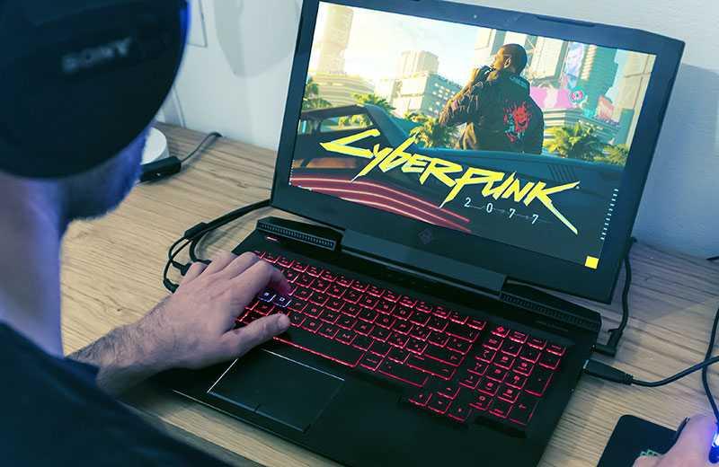 Лучшие игровые ноутбуки 2021 года – ТОП 10