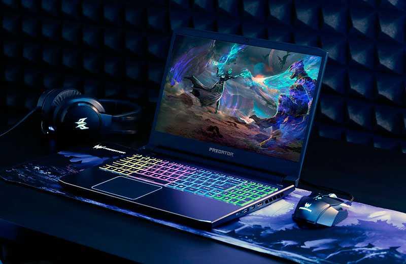 Видеокарта игрового ноутбука