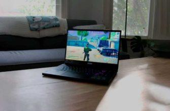 Обзор MSI GS66 Stealth (2021) игрового ноутбука с RTX Ampere — Отзывы TehnObzor