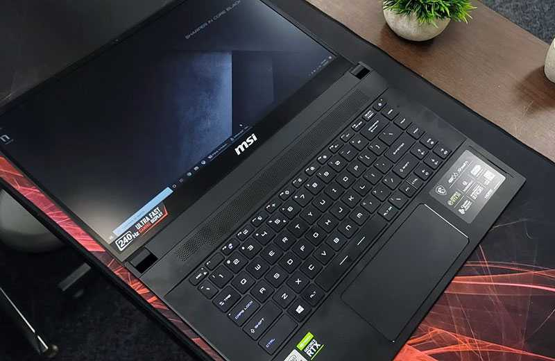 Ноутбук MSI GS66 Stealth (2021)