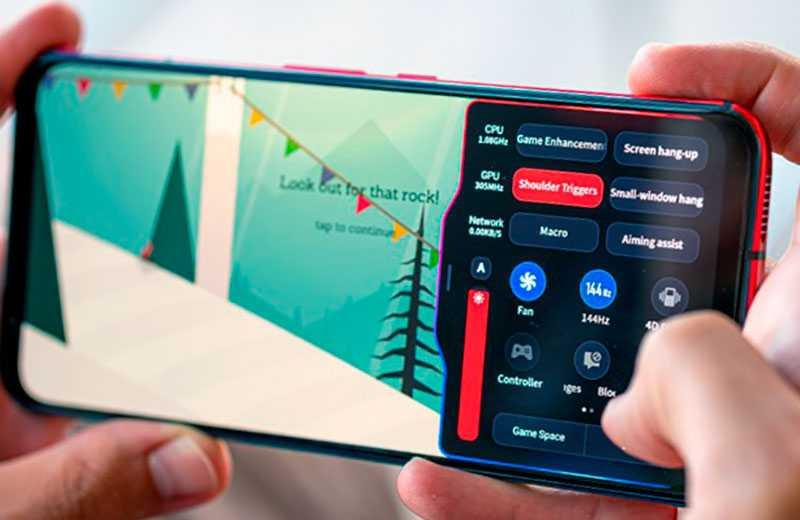 Nubia Red Magic 5S игровой смартфон