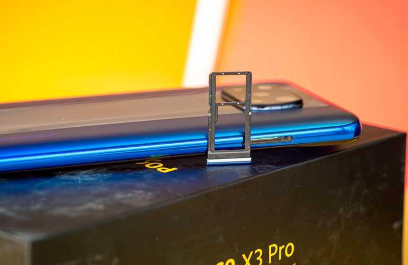 Характеристики Poco X3 Pro