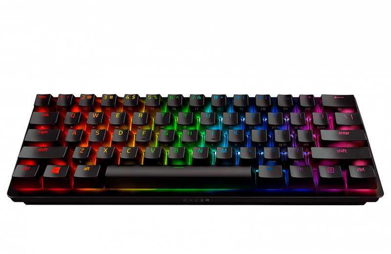 Razer Huntsman Mini – лучшая маленькая клавиатура