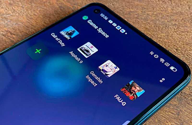 Realme X7 Pro производительность