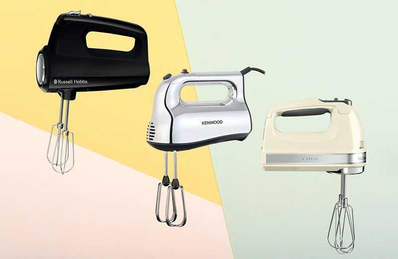 Лучший ручной миксер для кухни 2021 года – ТОП 5