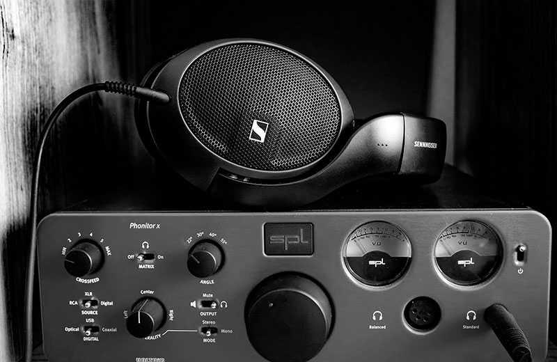 Характеристики Sennheiser HD 560S
