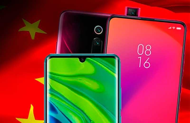 ТОП 10 китайских телефонов