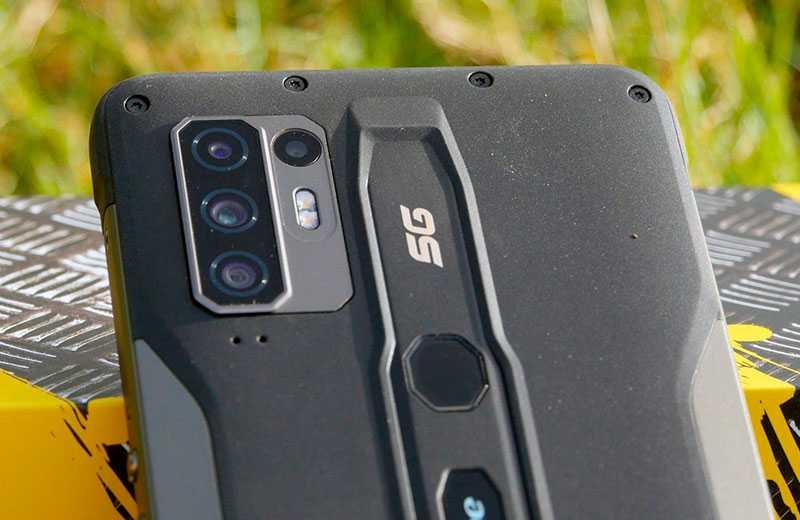Камеры Ulefone Armor 10