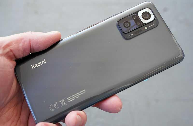 Xiaomi Redmi Note 10 Pro отзывы