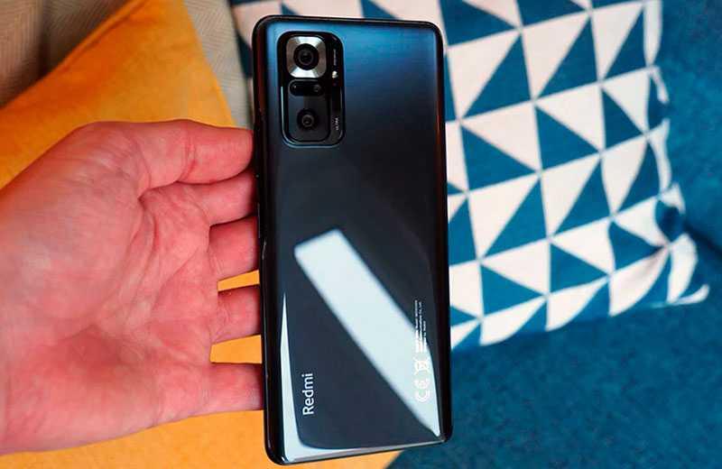 Тест Xiaomi Redmi Note 10 Pro