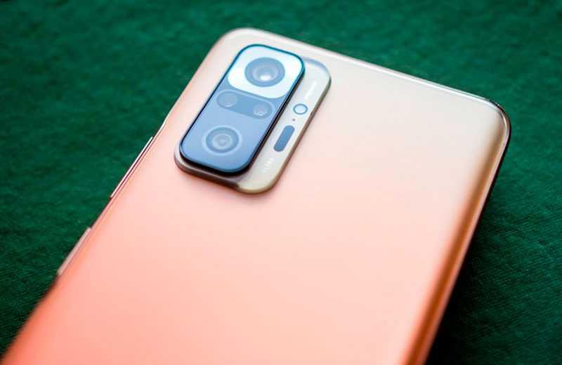Xiaomi Redmi Note 10 Pro Max качество камер