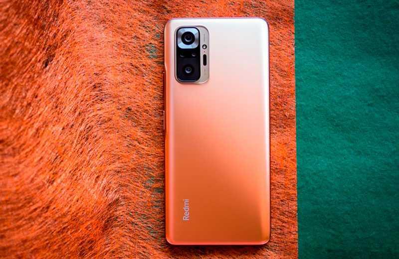 Тест Xiaomi Redmi Note 10 Pro Max