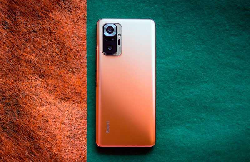 Xiaomi Redmi Note 10 Pro Max обзор