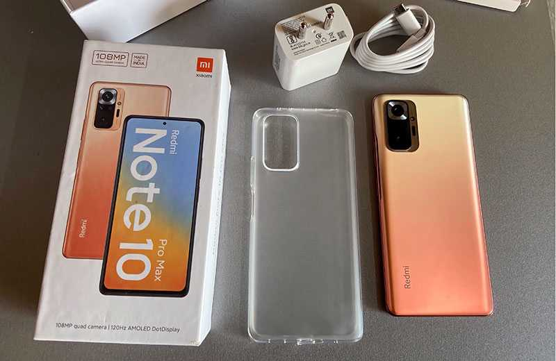Характеристики Xiaomi Redmi Note 9 Pro Max