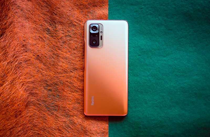 Дизан Xiaomi Redmi Note 10 Pro Max