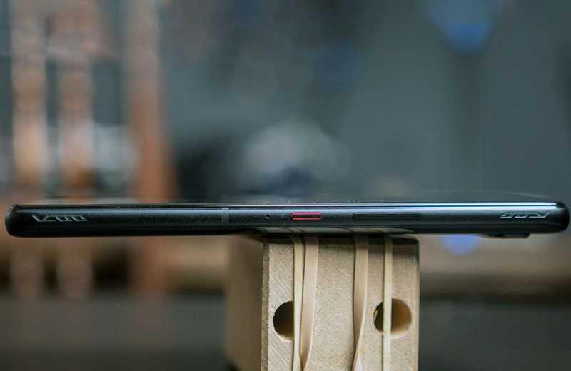 Asus ROG Phone 5 кнопки управление