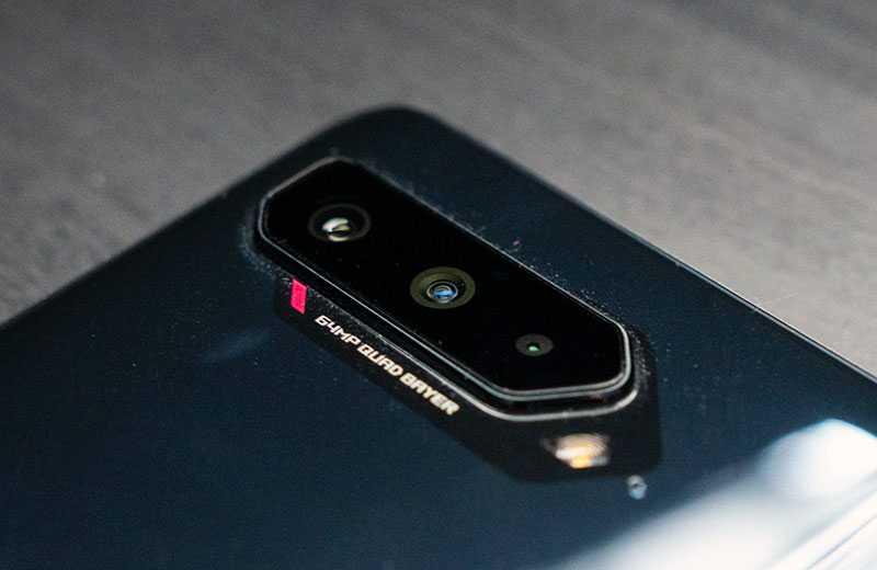 Камеры Asus ROG Phone 5