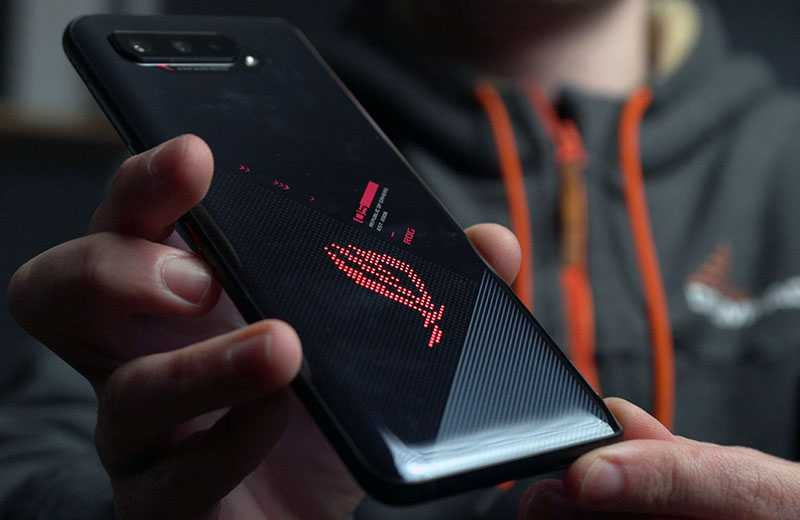 Asus ROG Phone 5 отзывы