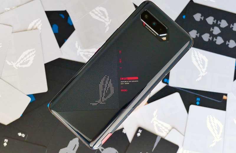 Asus ROG Phone 5 произзводительность