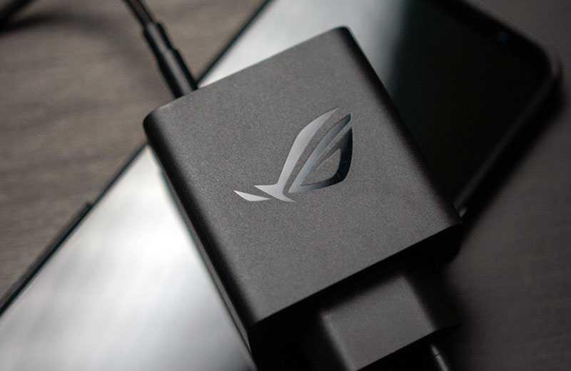 Asus ROG Phone 5 автономность и зарядка