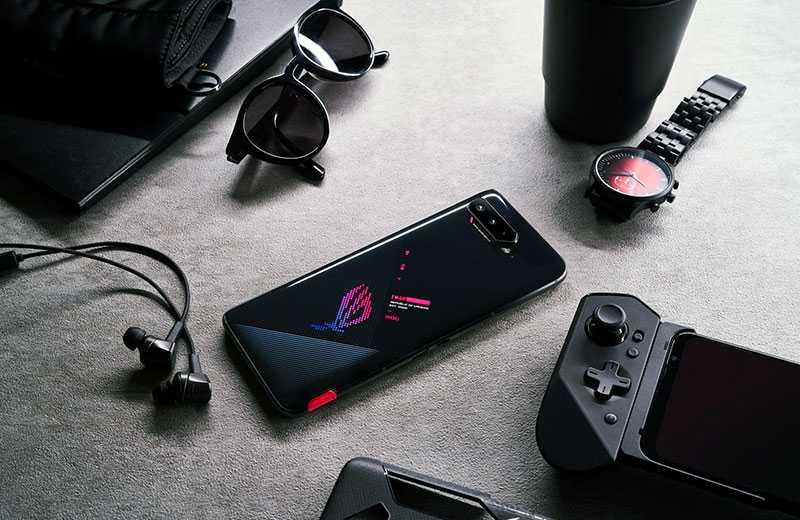 Характеристики Asus ROG Phone 5