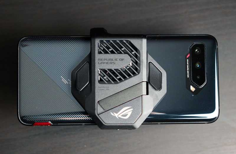 Asus ROG Phone 5 аксессуары