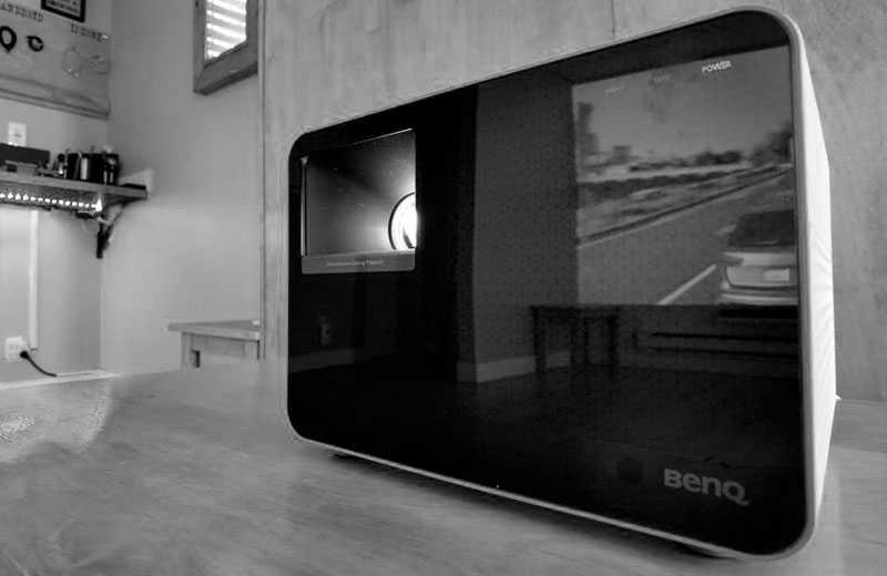 BenQ X1300i качество картинки