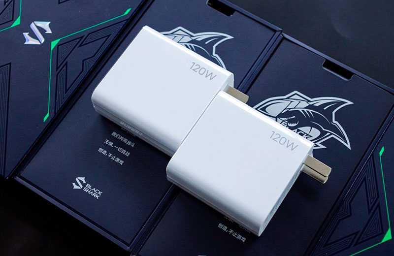 Зарядка Black Shark 4 и Black Shark 4 Pro