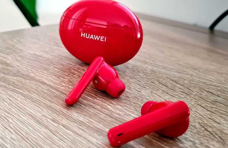 Обзор наушников Huawei FreeBuds 4i