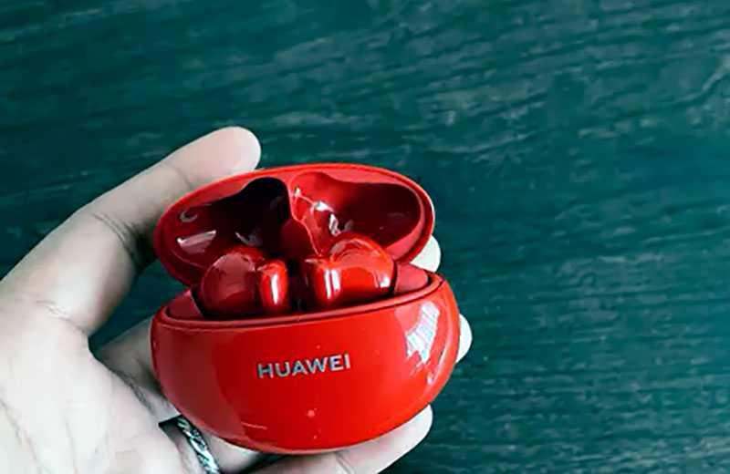 Huawei FreeBuds 4i звук