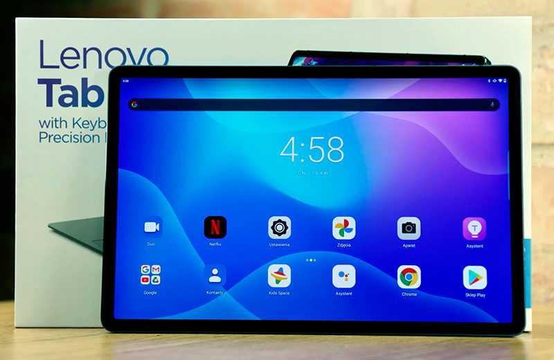 Обзор планшета Lenovo Tab P11 Pro