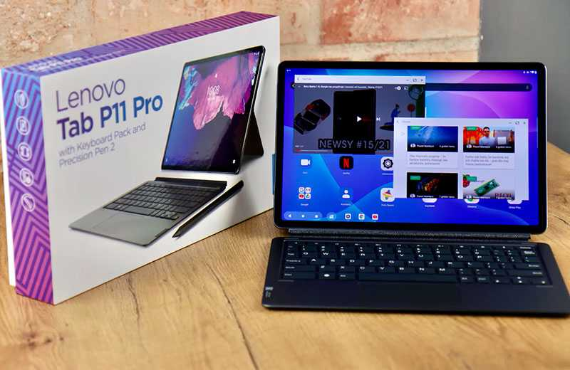 Система Lenovo Tab P11 Pro