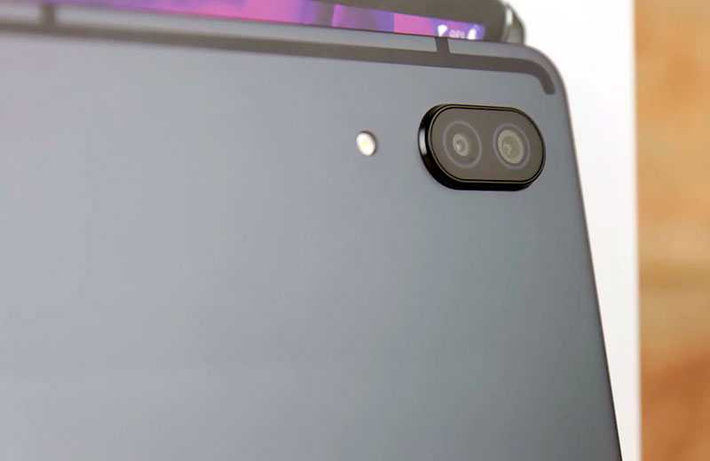 Камеры Lenovo Tab P11 Pro